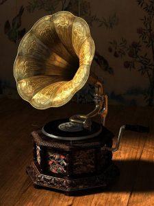 Antika Gramofon Alanlar
