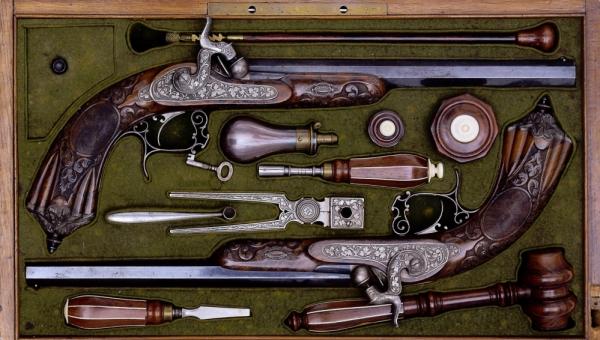 antika silah