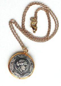 Antika Madalyon Alanlar